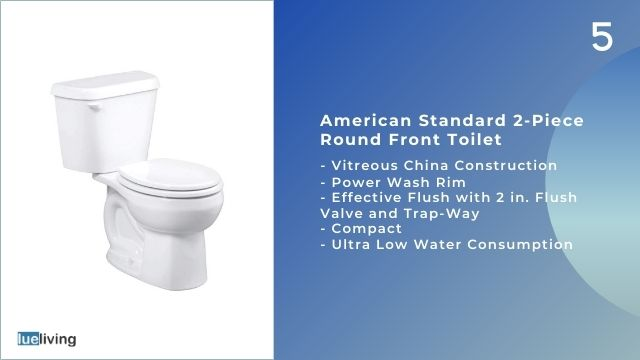 best inexpensive toilets