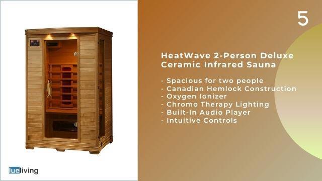 infrared sauna reviews 2021