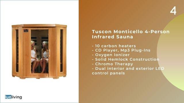 tuscon monticello sauna review