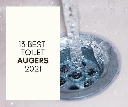 best toilet augers 2021